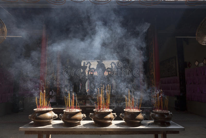 Altar de Budhist foto de stock royalty free