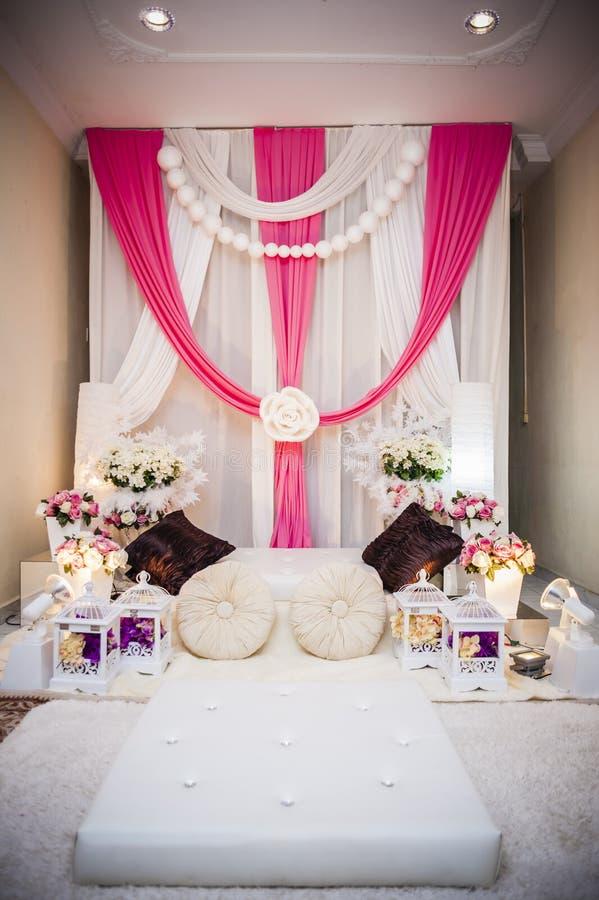 Download Altar de la boda foto de archivo. Imagen de decoración - 41912688