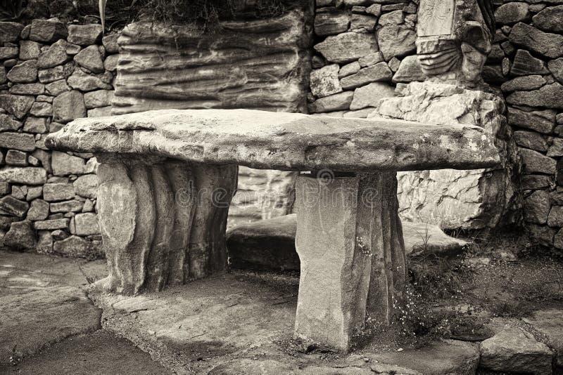 Altar de pedra imagens de stock royalty free