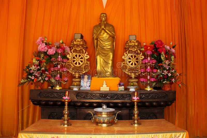 Altar del Taoist fotografía de archivo