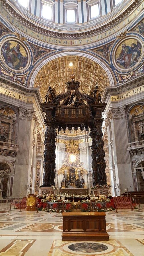 Altar e abóbada fotos de stock royalty free