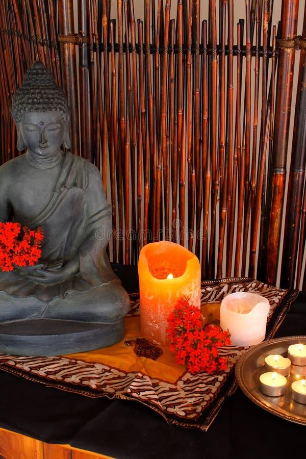 Altar espiritual fotos de stock