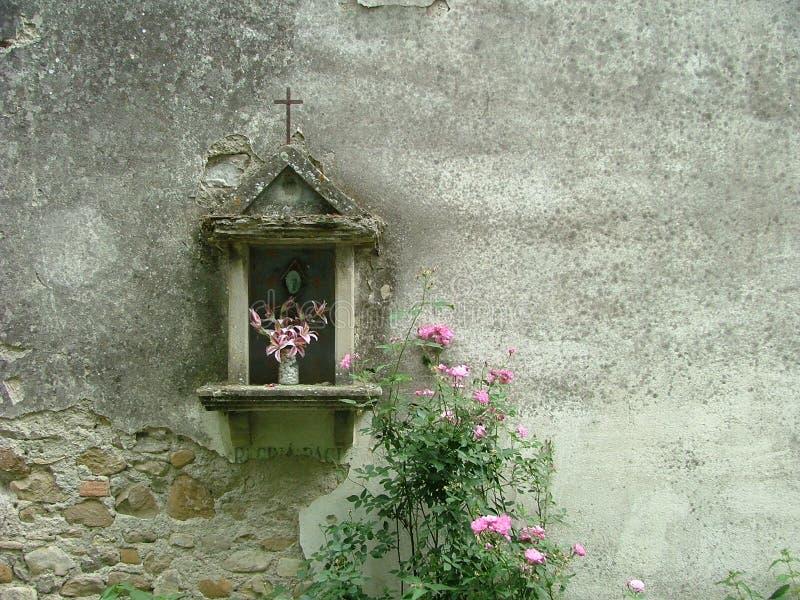 altar preeching zdjęcie stock