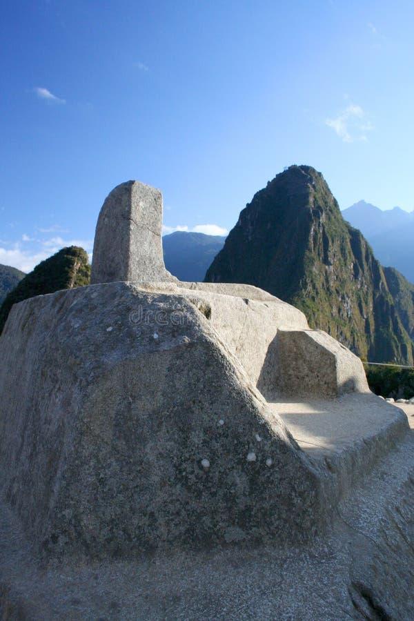 Altar of stones royalty free stock photos