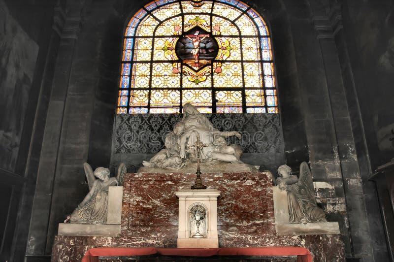 altare royaltyfri bild