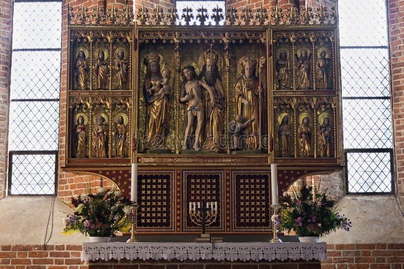 altare arkivfoton
