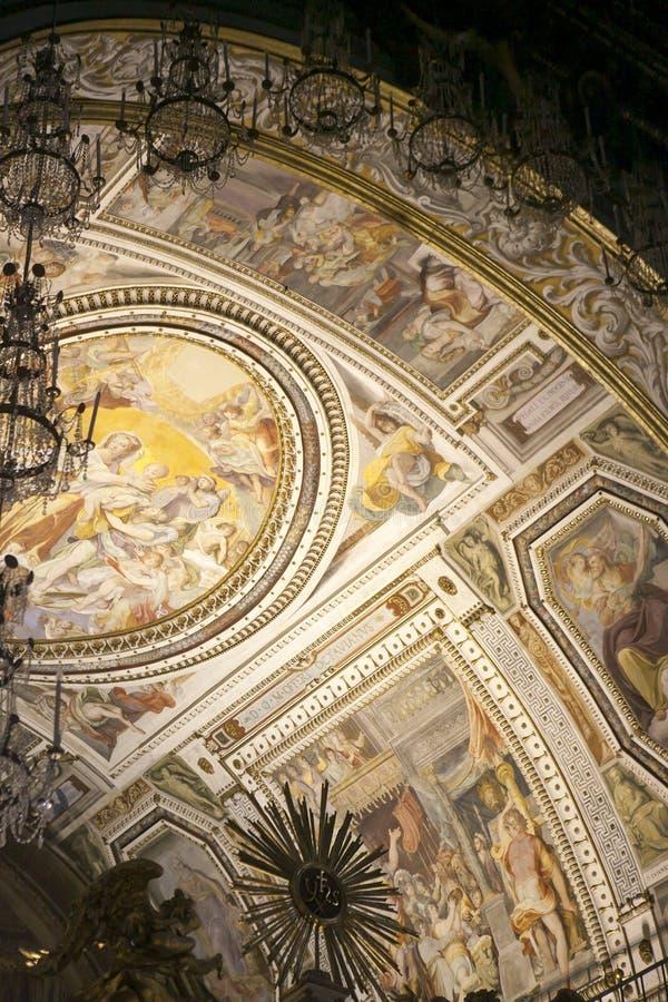 Altare av den fäderneslandAltare dellaen Patria som är bekant som den nationella monumentet till Victor Emmanuel II eller II Vitt royaltyfri fotografi