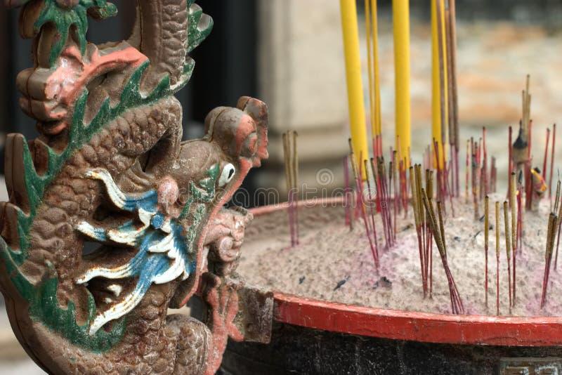 Altare di Macau immagine stock libera da diritti