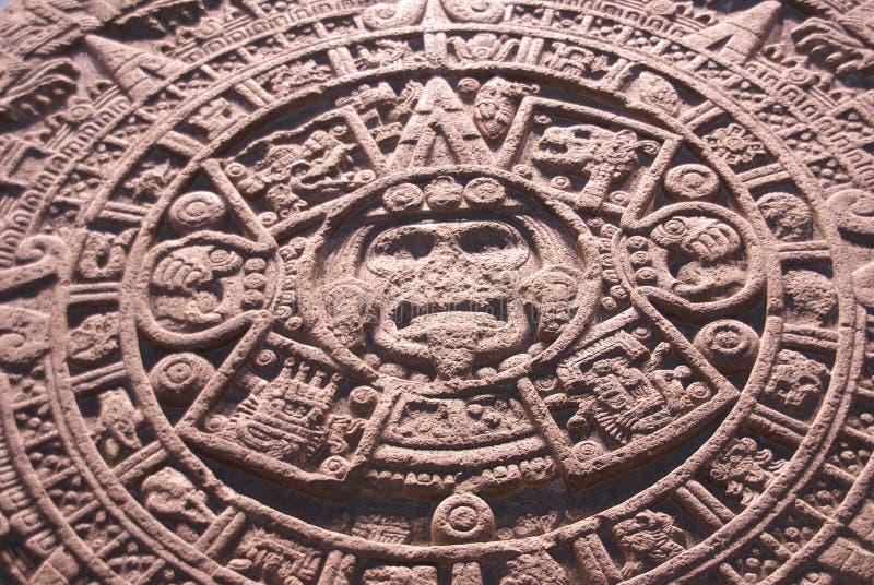 altareaztecsun royaltyfri foto