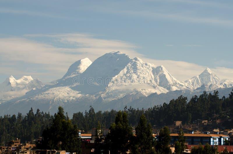 Altas montañas imagen de archivo libre de regalías