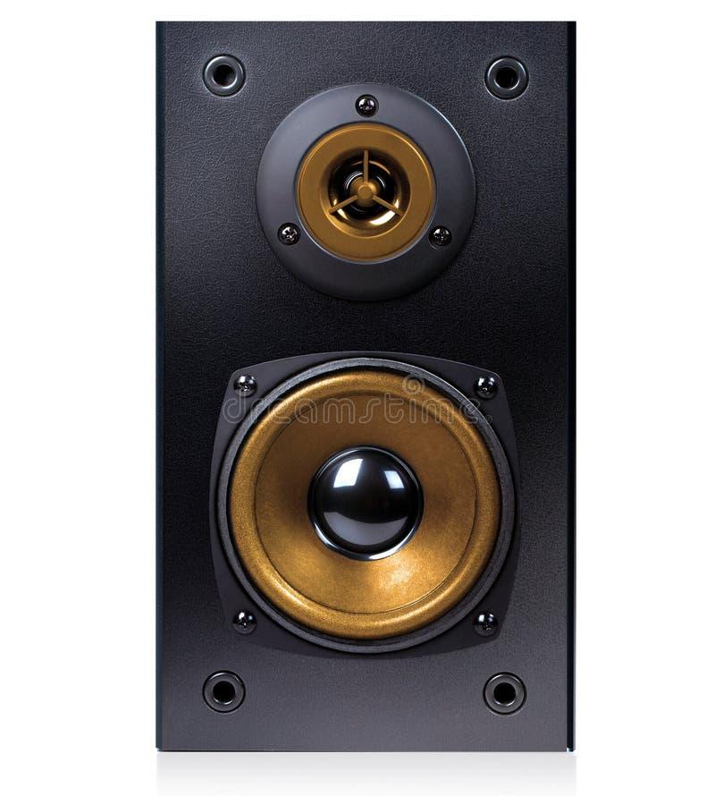 Altavoz de audio imagenes de archivo