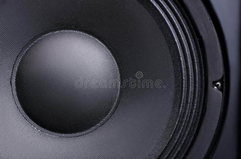 altavoz Música fotos de archivo libres de regalías