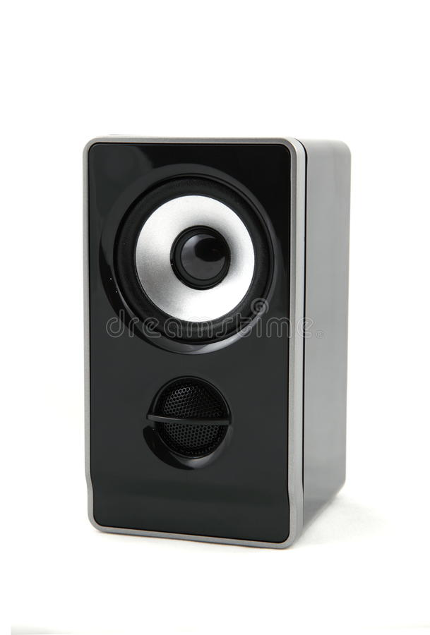 Altavoz ruidoso. imágenes de archivo libres de regalías