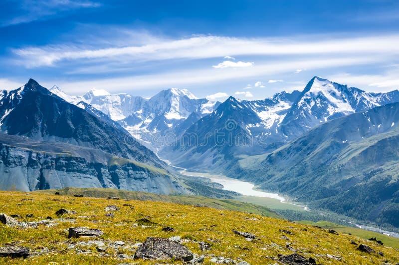 Altay Altai fotografía de archivo