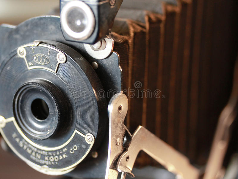 Alte antike Kamera stockbilder