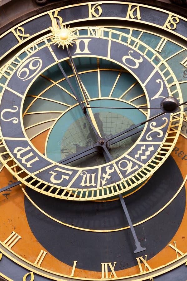 Download Alte astronomische Borduhr stockbild. Bild von borduhr - 27729447