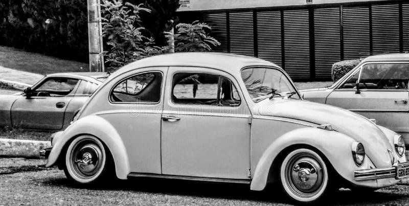 Alte Autos, gute alte Zeiten lizenzfreie stockfotos