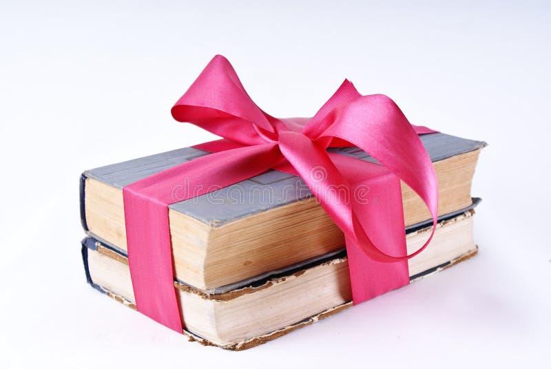 Alte Bücher lizenzfreies stockbild