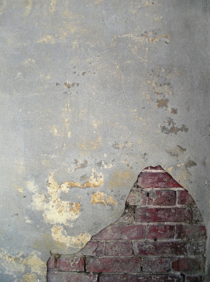 Alte Backsteinmauer 6 lizenzfreies stockfoto