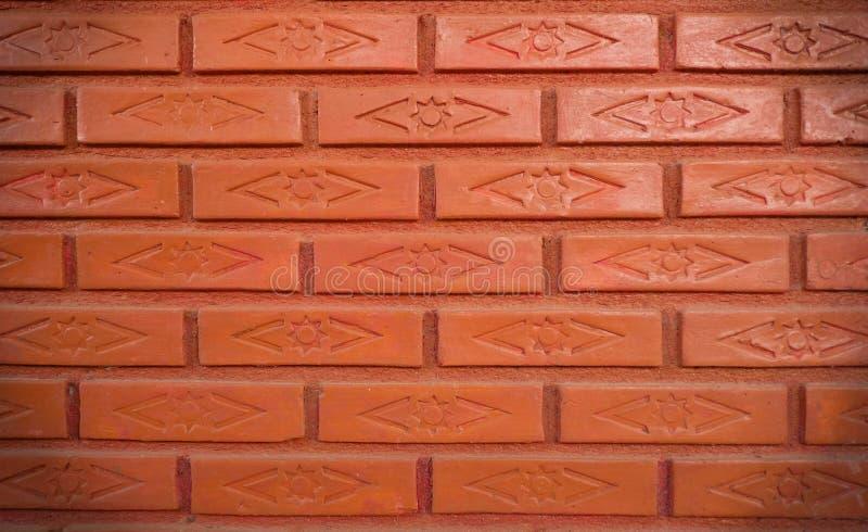 Alte Backsteinmauer, Maurerarbeit lizenzfreies stockfoto