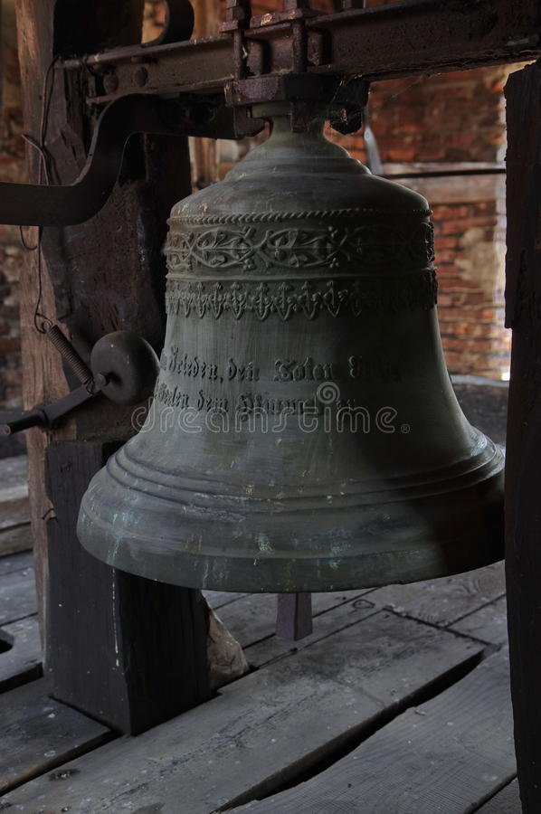 Alte Bell lizenzfreie stockfotografie