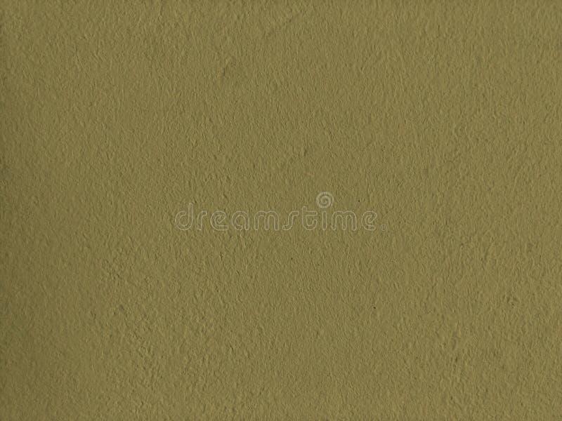 Alte Betonmauer im Gold stockfotografie