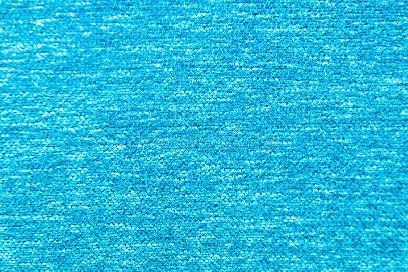 Alte blaue Stoffbeschaffenheit lizenzfreie stockfotografie