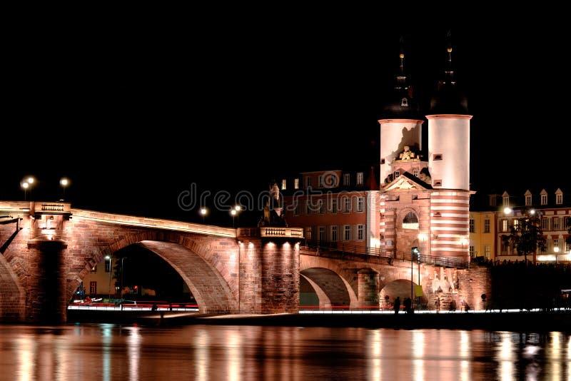 Download Alte Brucke, Heidelberg Bridge, Germany Stock Image - Image: 10861717