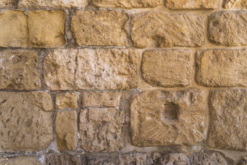 Alte Felsspitzensteinwandbeschaffenheit oder -hintergrund lizenzfreie stockbilder