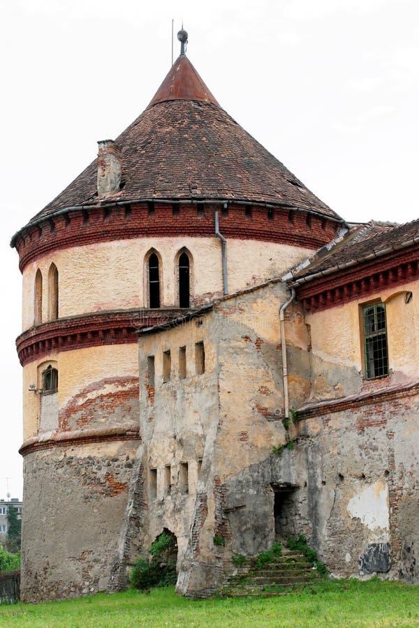 Alte Festung von Ineu stockfoto