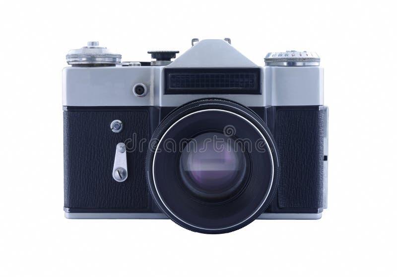 Alte Filmkamera lizenzfreie stockfotos