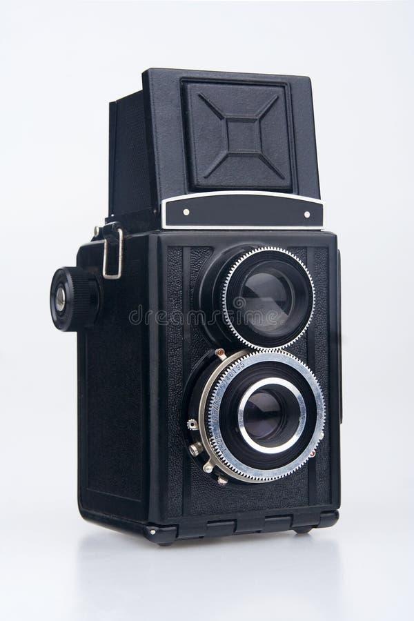 Alte Fotokamera. stockfoto