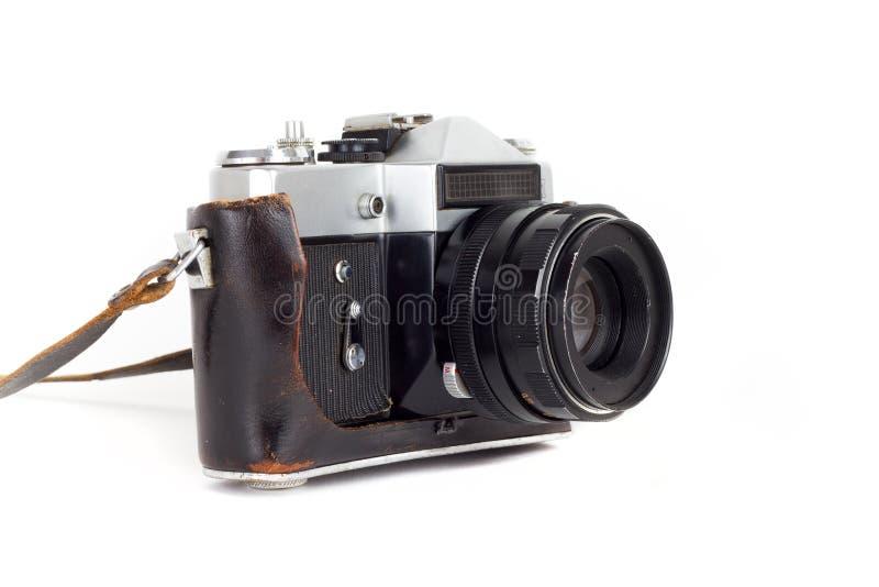 Alte Fotokamera stockfotografie
