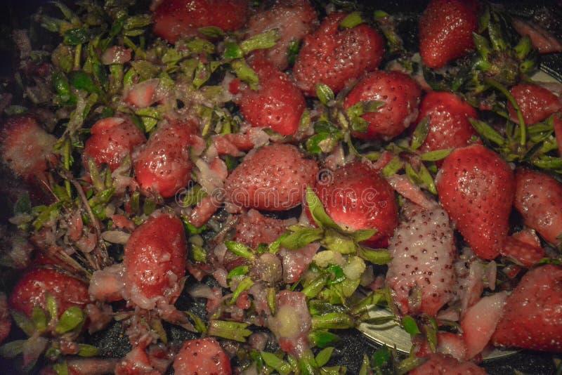 Alte Frucht lizenzfreie stockfotografie