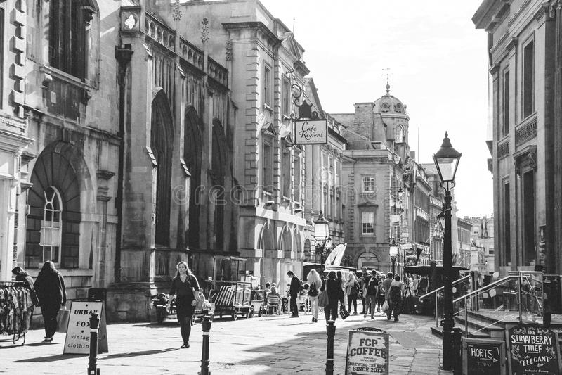 Alte Gebäude stockfotografie