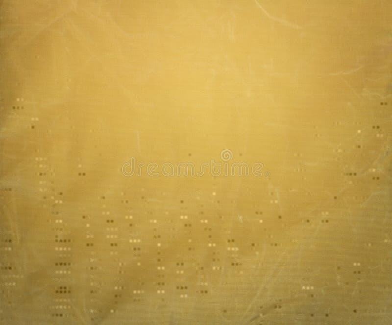 Alte Gewebebeschaffenheit Zerknitterter Textilmaterialhintergrund lizenzfreie stockfotografie
