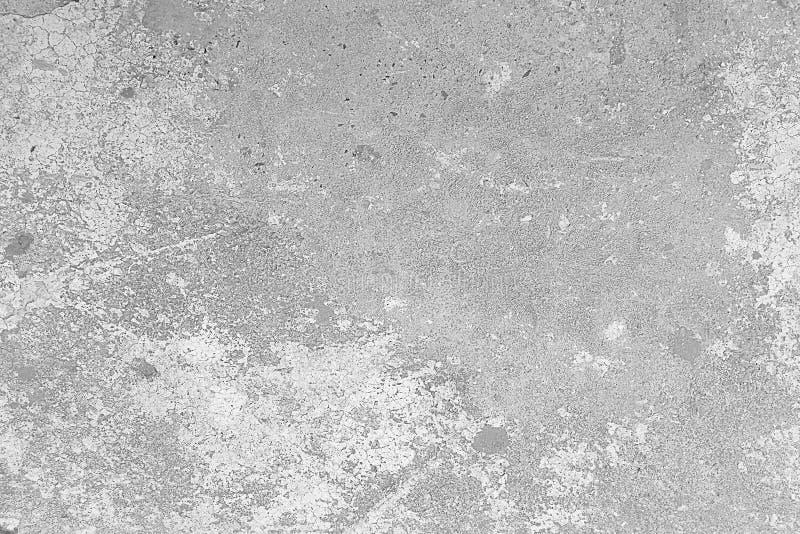 Alte graue Zementmusterwand stockfotos