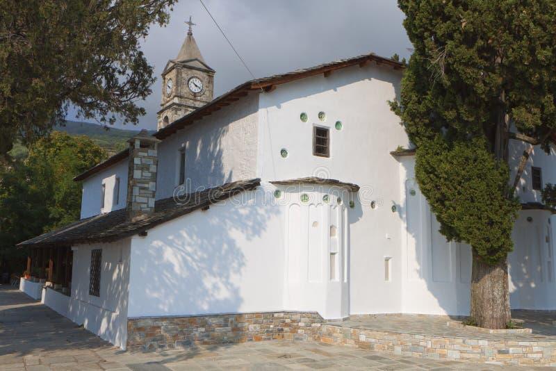 Alte griechische orthodoxe Kirche lizenzfreie stockbilder