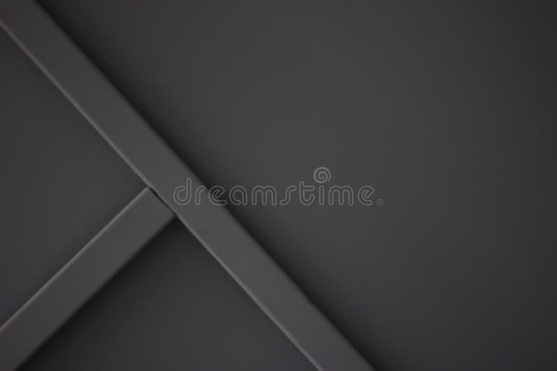 Alte hölzerne Bretter, Weinlesehintergrund Vertikale Planken mit diagonalen Grenzen lizenzfreie stockfotografie