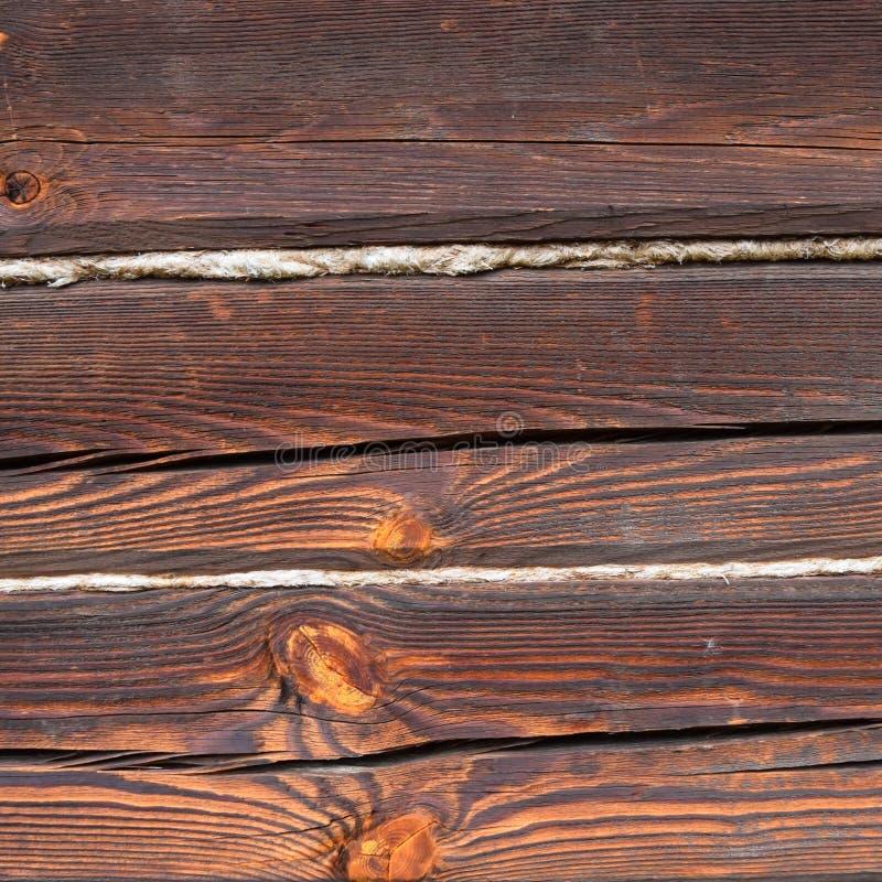 Alte hölzerne Hausmauer stockbilder