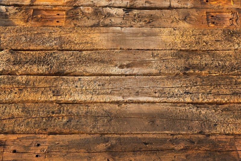 Alte hölzerne Planken lizenzfreie stockfotos