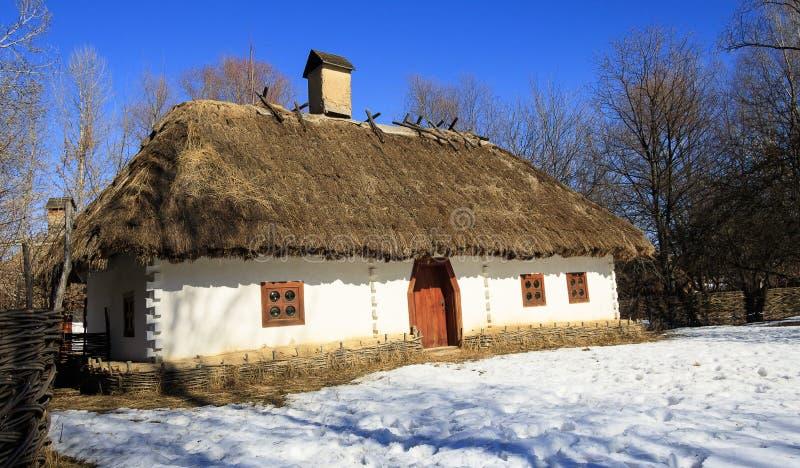 Alte Hütte stockfoto