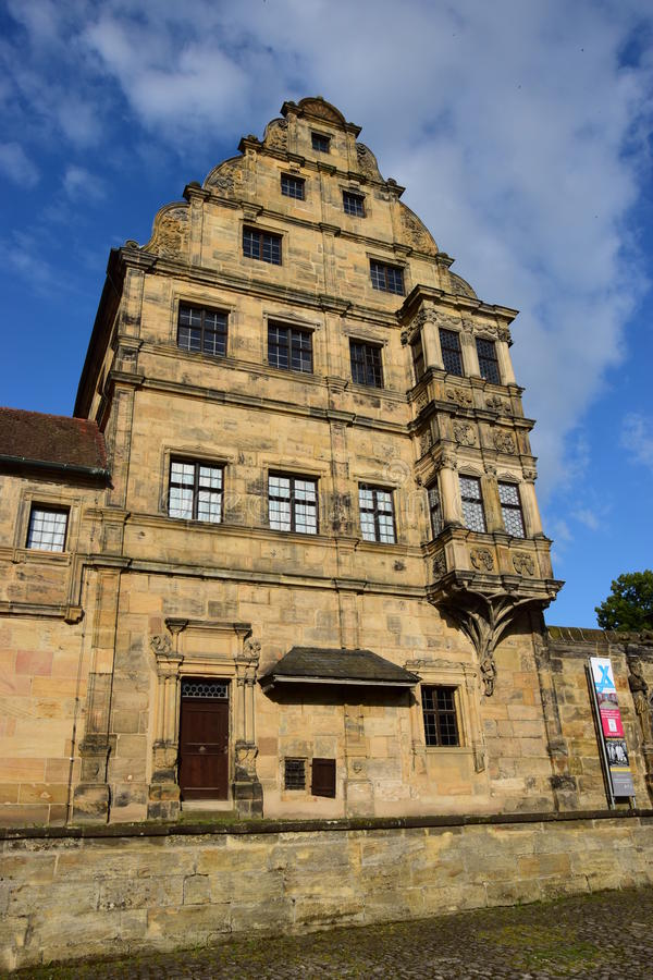 Download Alte Hofhaltung W Bamberg, Niemcy Obraz Editorial - Obraz złożonej z atrakcyjny, siedziba: 57659340