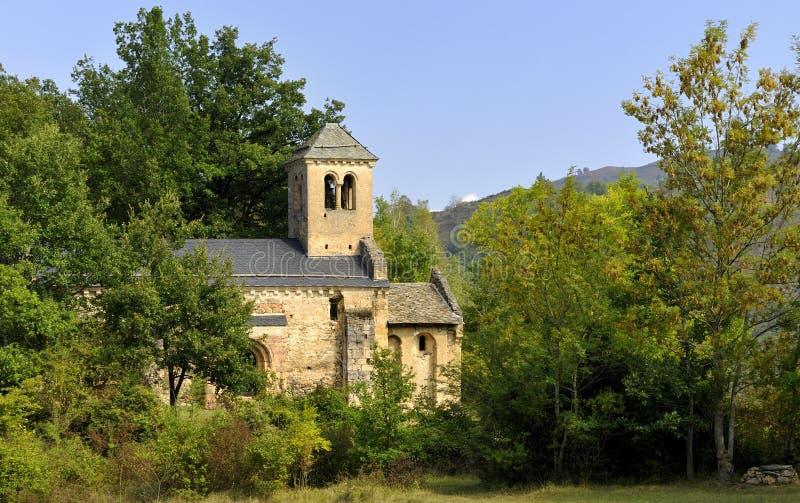 Alte Kapelle von Arnave stockfotografie