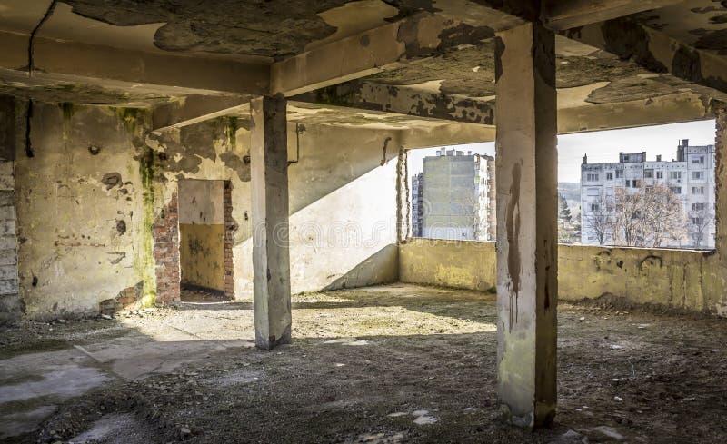 Alte Kasernen lizenzfreies stockfoto