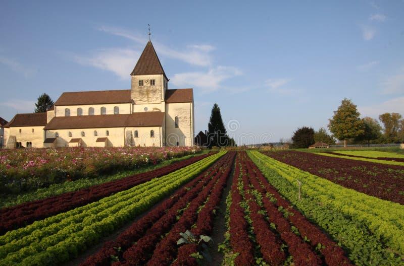 Alte Kirche lizenzfreie stockbilder