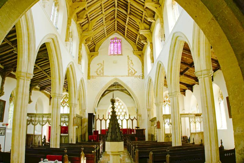 Download Alte Kirche redaktionelles stockbild. Bild von landschaft - 96931394