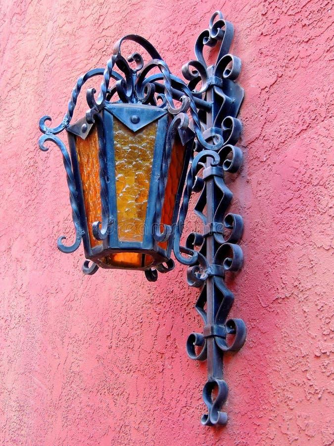 Alte Leuchte lizenzfreies stockbild
