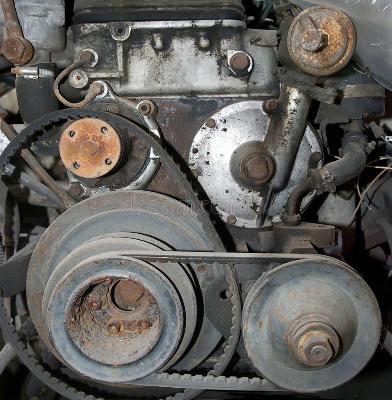 Alte Maschine lizenzfreies stockbild