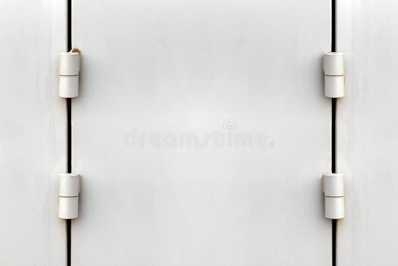 Alte Metallwandbeschaffenheit lizenzfreies stockbild